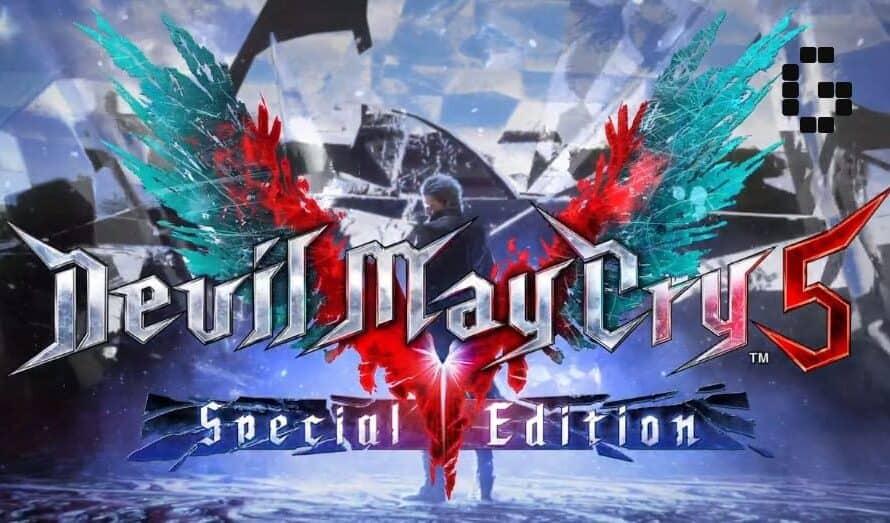 Обзор Devil May Cry 5 Special Edition – «Симулятор убийства демонов»