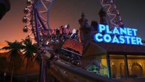 Planet Coaster обзор игры