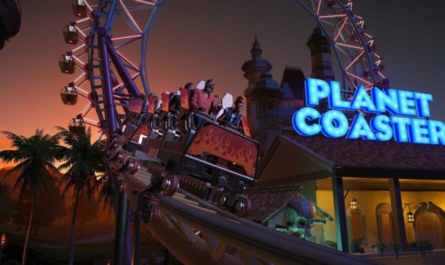 Обзор Planet Coaster – «Добро пожаловать в парк развлечений!»