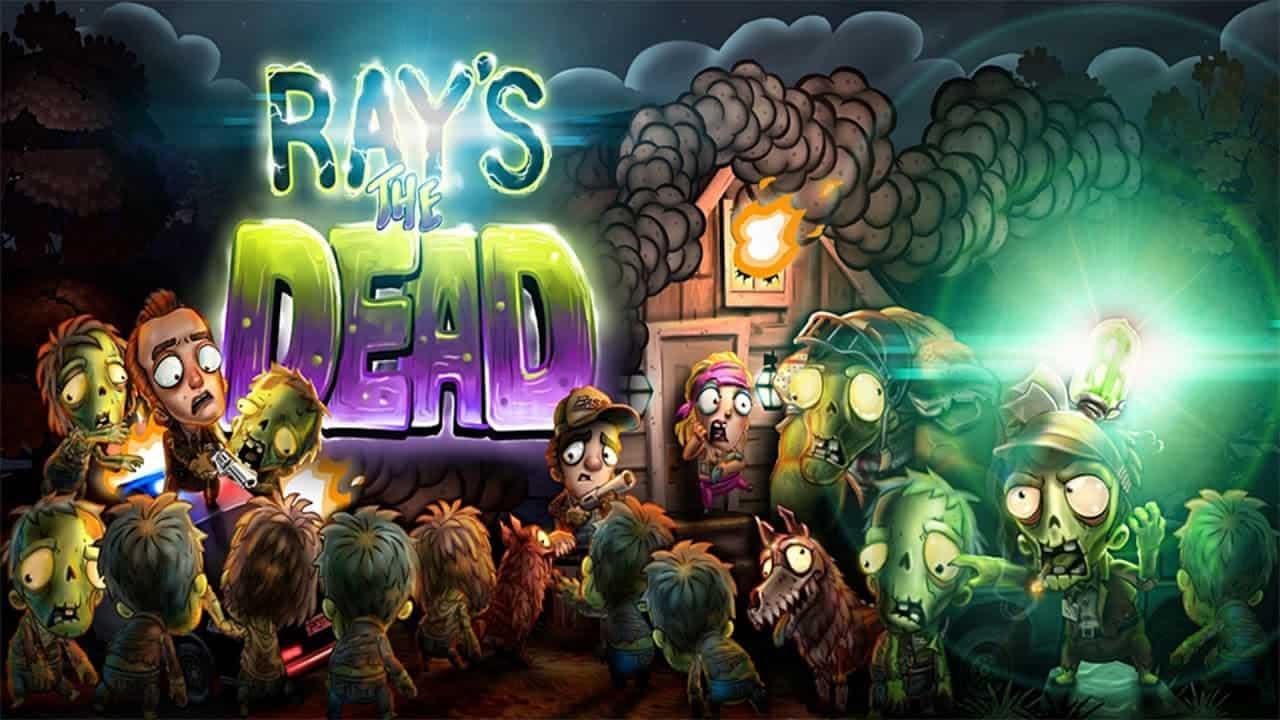 Ray's the Dead обзор игры