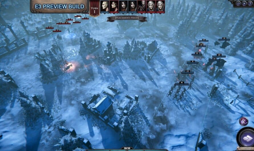Immortal Realms: Vampire Wars обзор игры