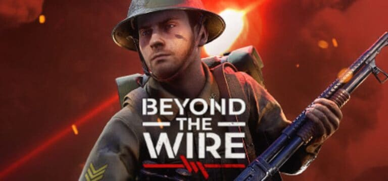 Обзор Beyond The Wire – «Новая игра по Первой мировой войне»