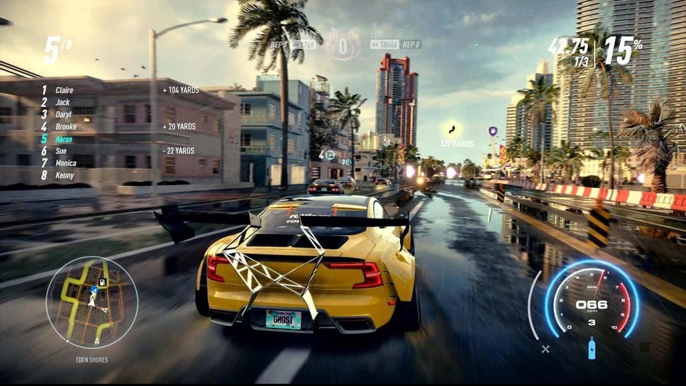 Need for Speed Heat обзор игры