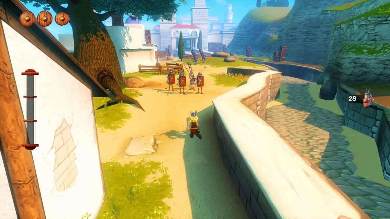Asterix & Obelix XXL: Romastered обзор игры