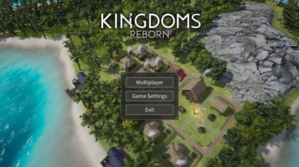 Kingdoms Reborn обзор игры