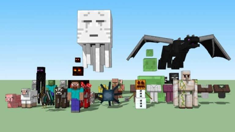 Гайд по самообороне в игре Майнкрафт