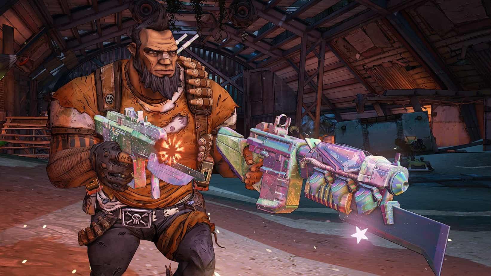 Borderlands 2 Commander Lilith & The Fight For Sanctuary персонажи