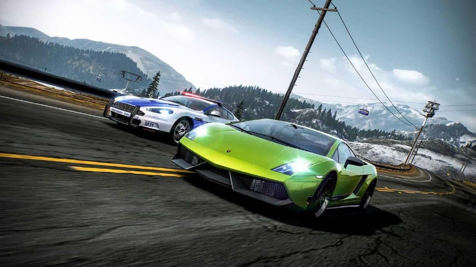 Need for Speed: Hot Pursuit Remastered обзор ремастера игры