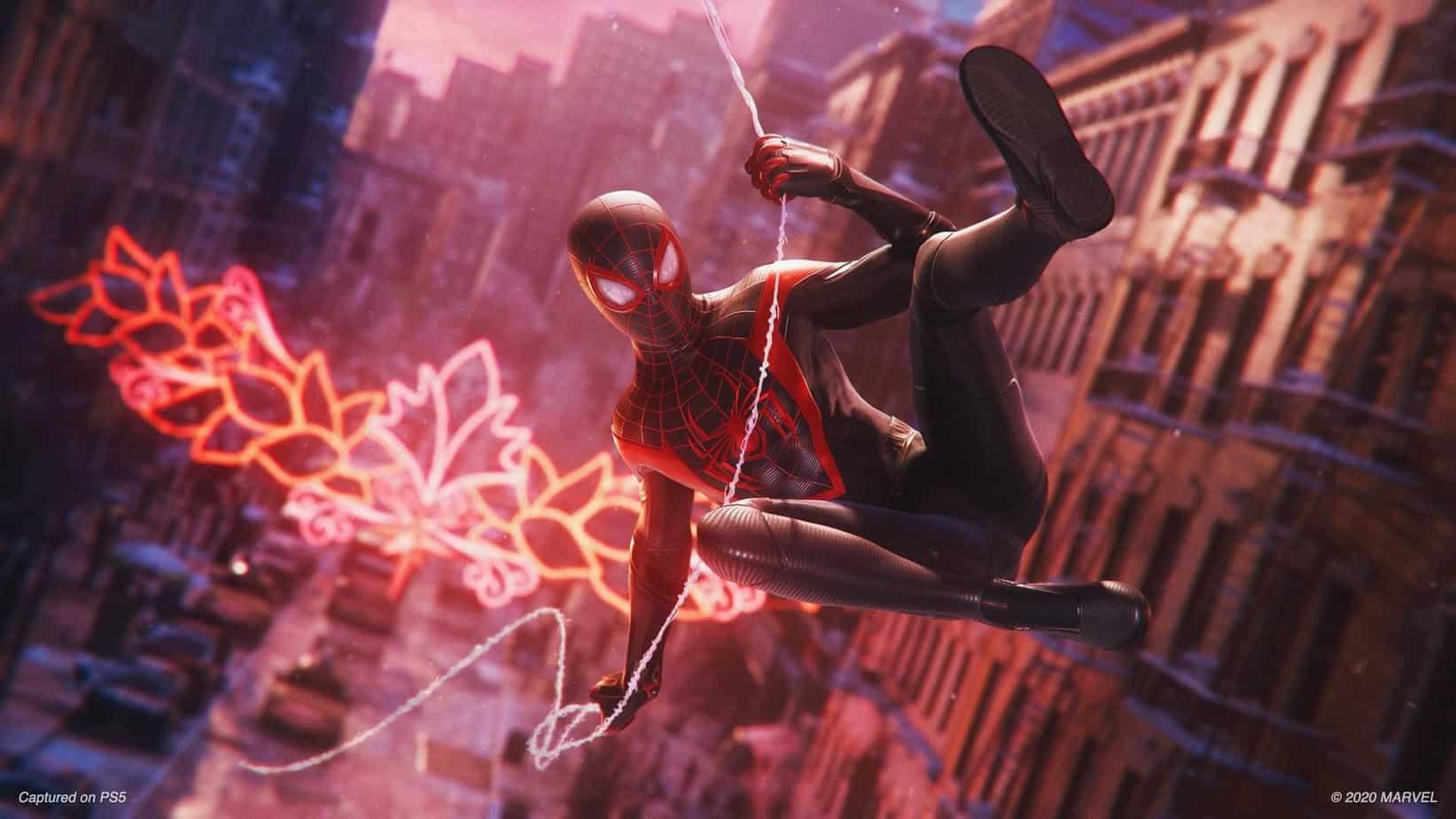 Spider-man: Miles Morales обзор игры
