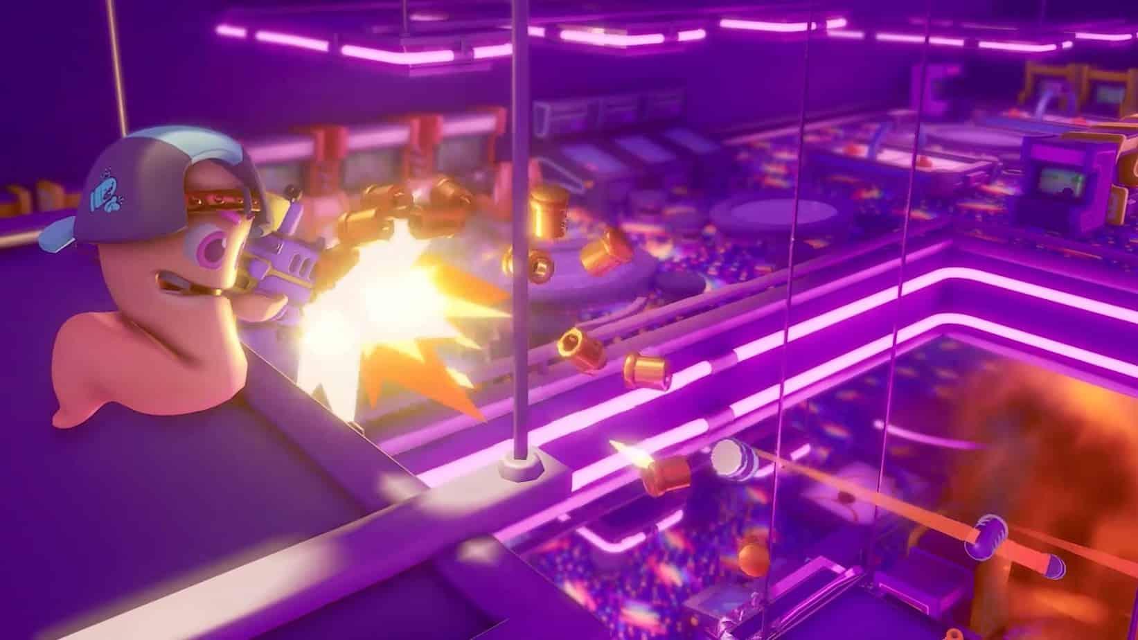 Worms Rumble (2020) обзор игры