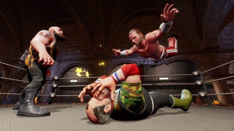 Обзор WWE 2k Battlegrounds – «Мультяшный мордобой»