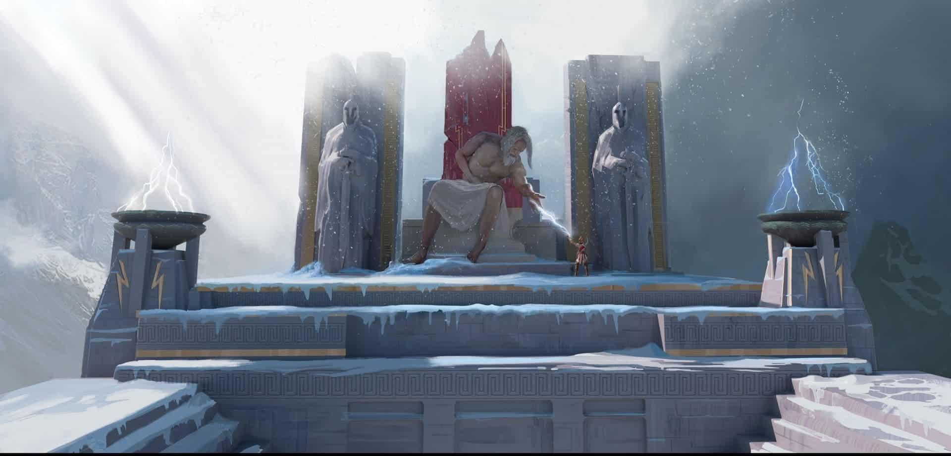 Immortals: Fenyx Rising обзор игры