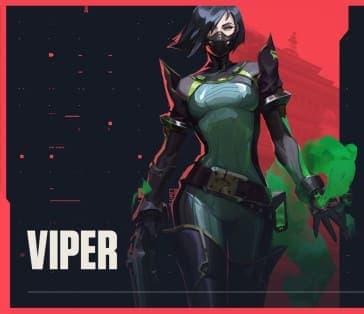Гайд по персонажу VIPER в Valorant