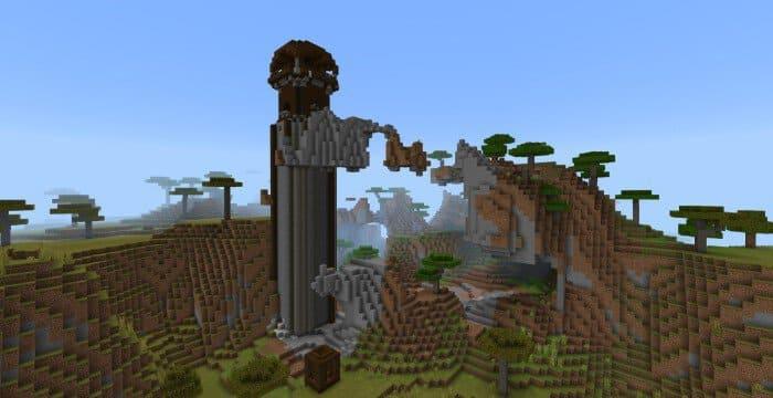 Разбойники в игре Minecraft