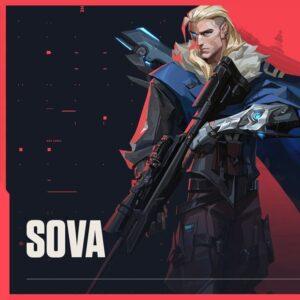Персонаж SOBA Valorant