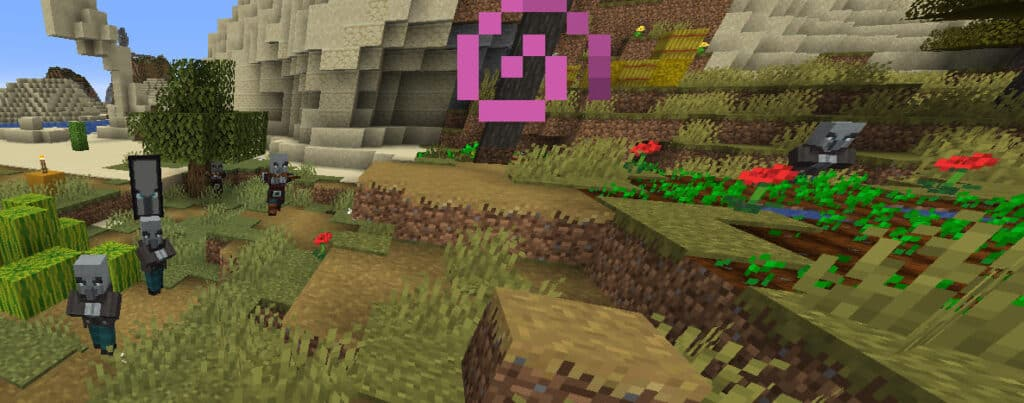 Разбойничьи набеги Minecraft