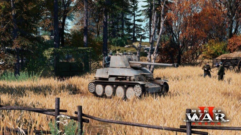 Soldiers Arena юниты в игре