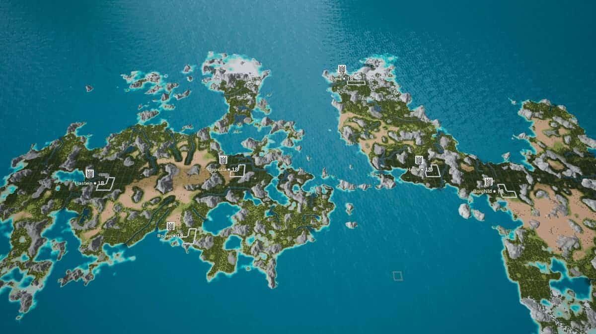 Kingdoms Reborn аналог цивилизации