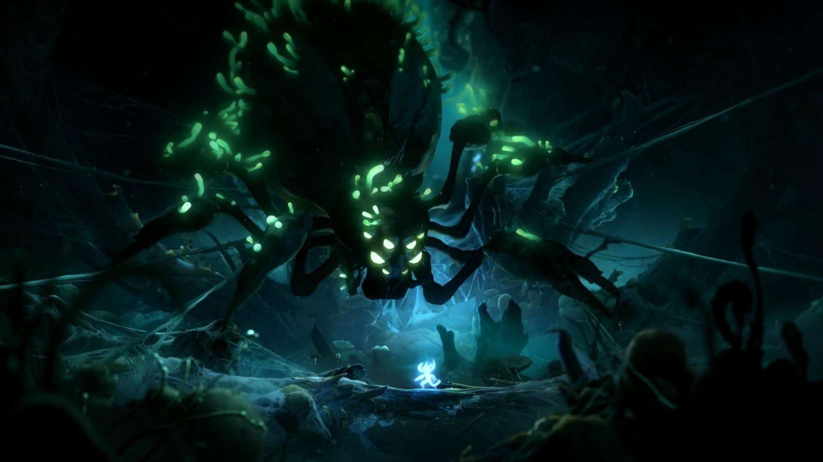 Ori and the Will of the Wisps монстры