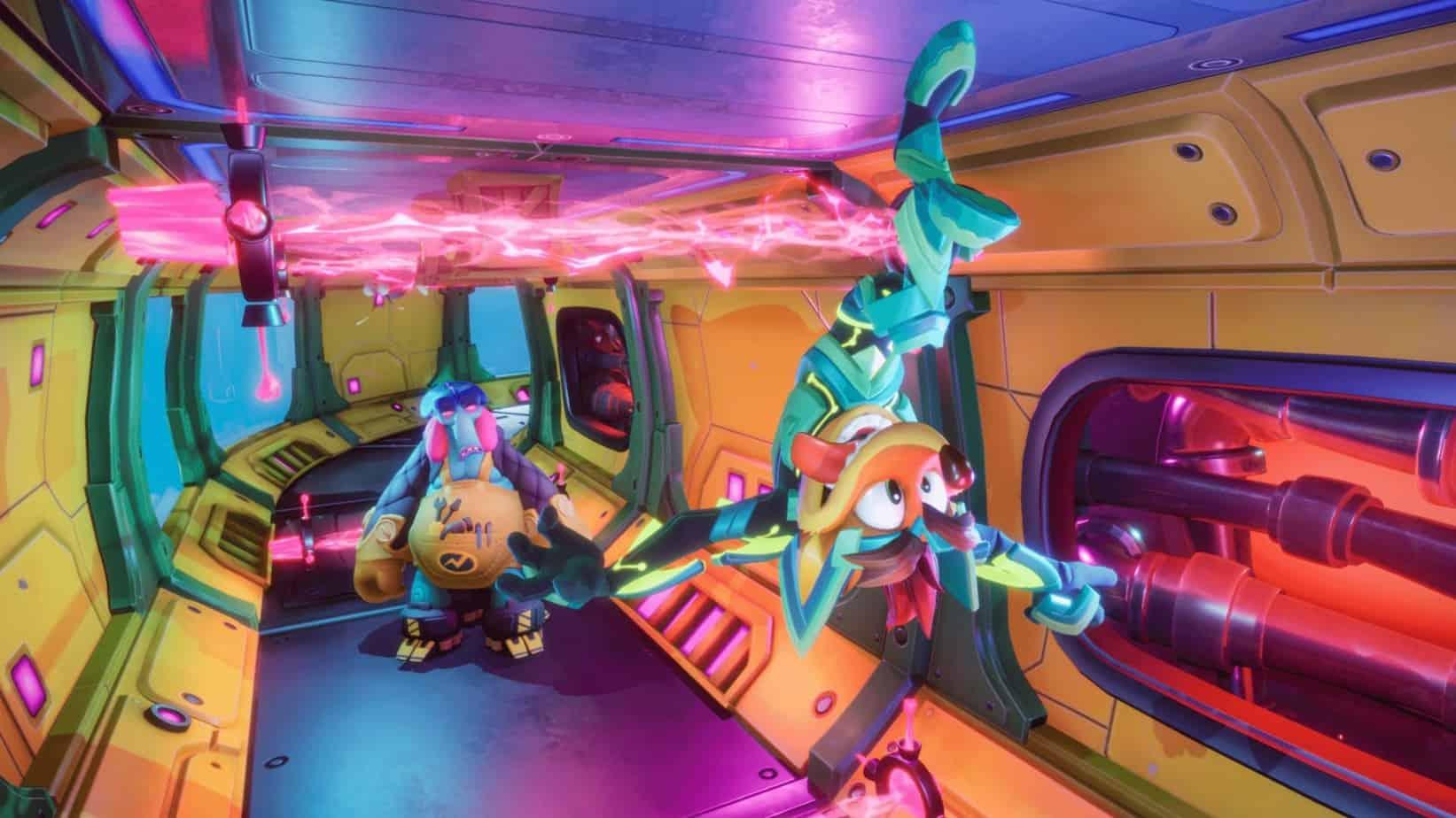 Crash Bandicoot 4: It's About Time графика
