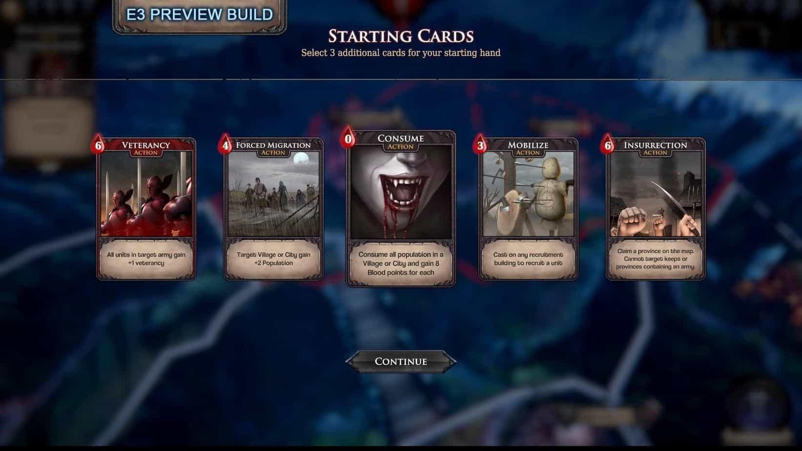 Immortal Realms: Vampire Wars игровой процесс