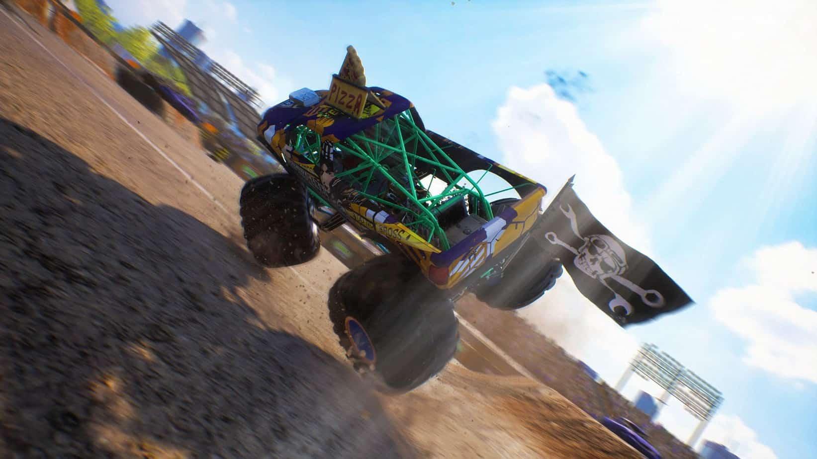 Monster Truck Championship графика игры