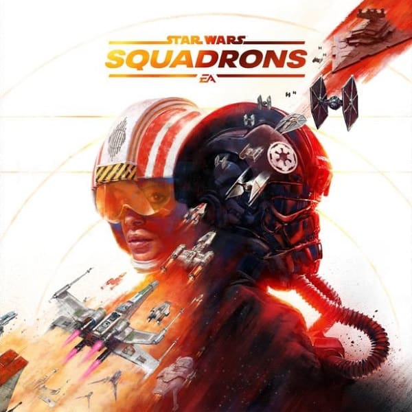 STAR WARS: Squadrons трейлер