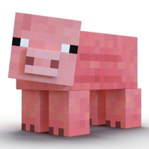 Свиньи Minecraft