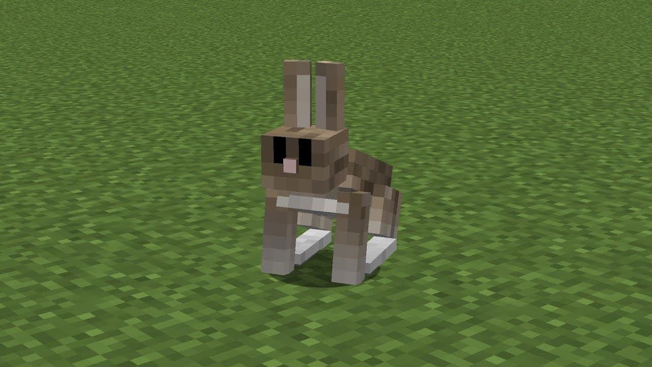 Кролик Майнкрафт