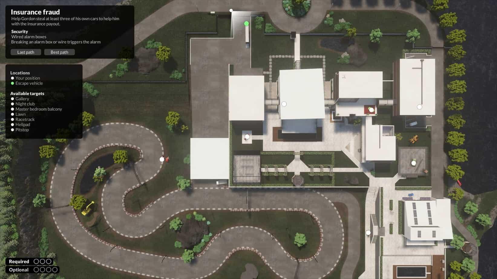 Teardown локации в игре