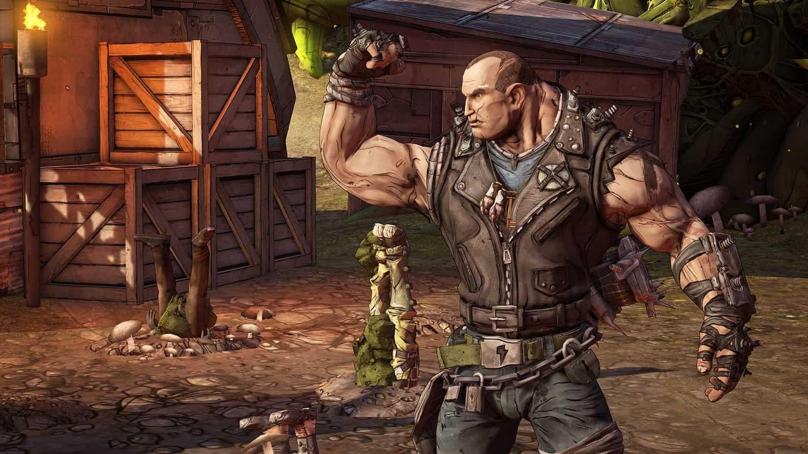 Borderlands 2 Commander Lilith & The Fight For Sanctuary графика игры