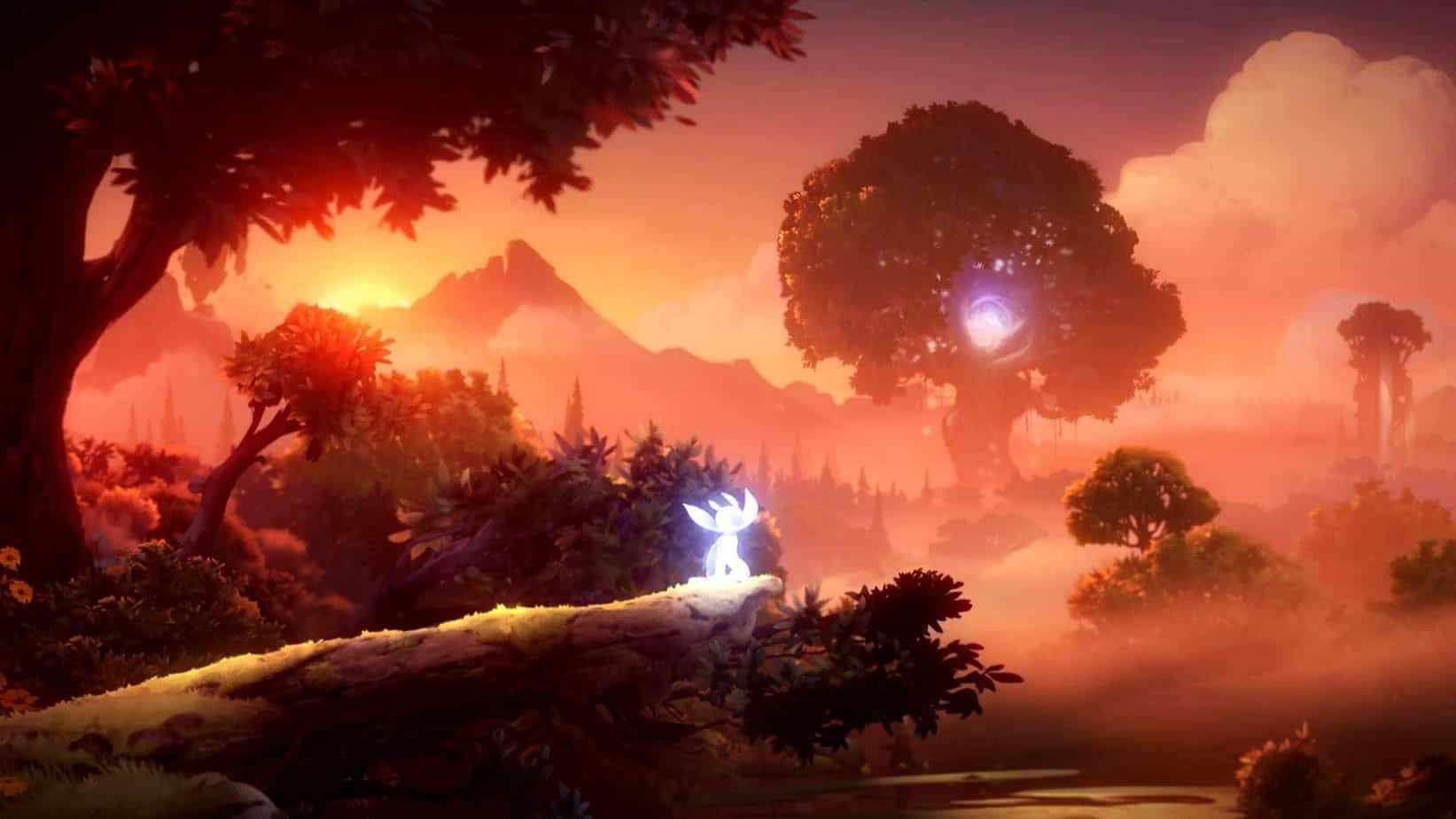 Ori and the Will of the Wisps графика
