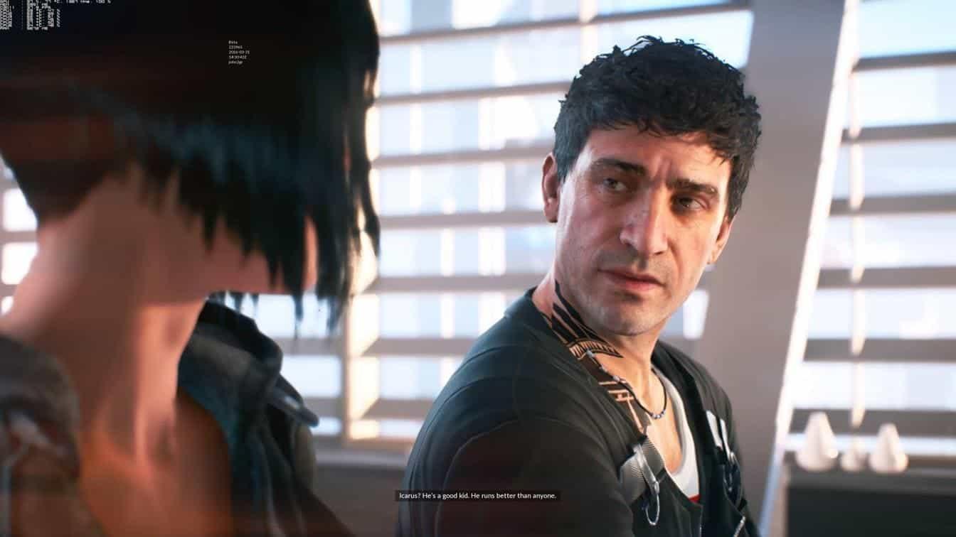 Mirror's Edge: Catalyst графика игры