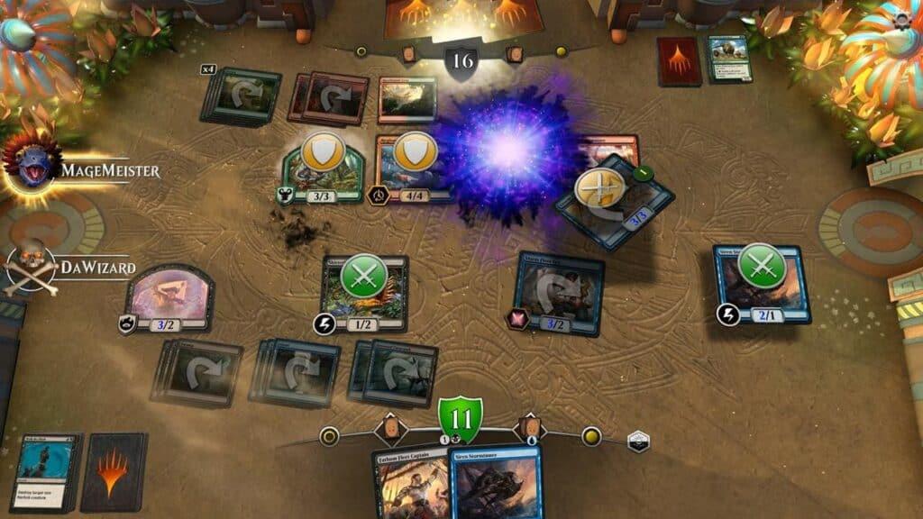 Magic The Gathering механика игры