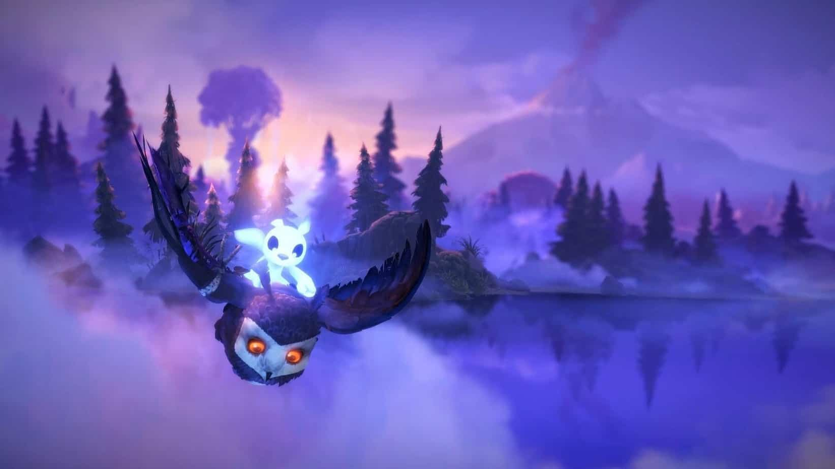 Ori and the Will of the Wisps персонажи