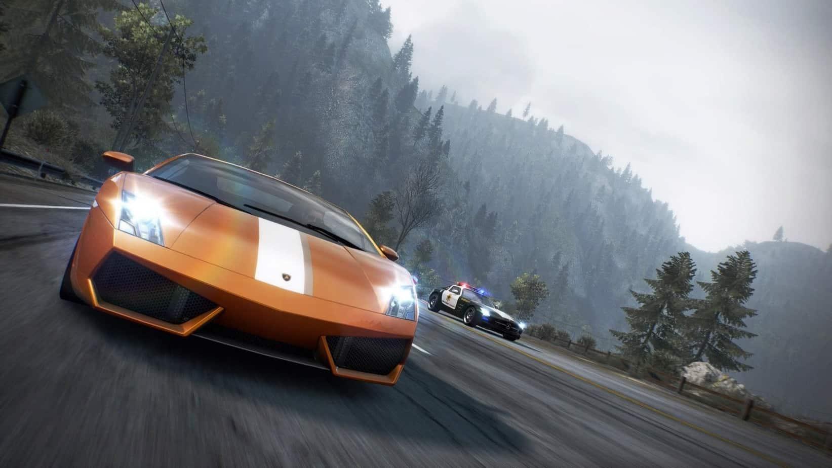Need for Speed: Hot Pursuit Remastered выбор автомобилей