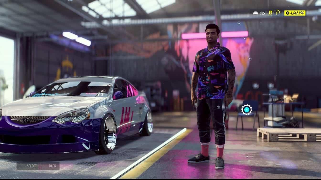 Need for Speed Heat режимы в игре