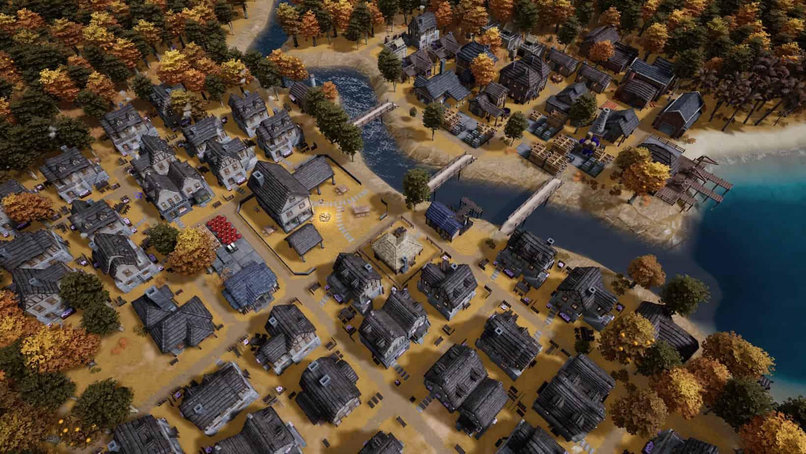 Kingdoms Reborn пример мультиплеерного режима