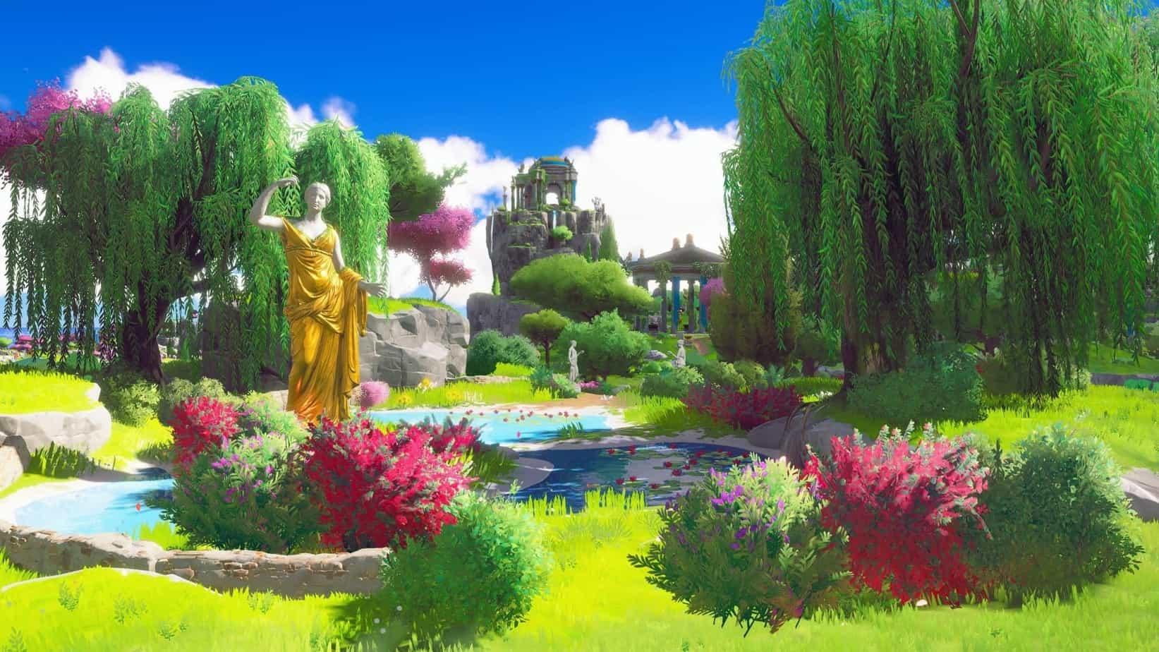Immortals: Fenyx Rising локации в игре