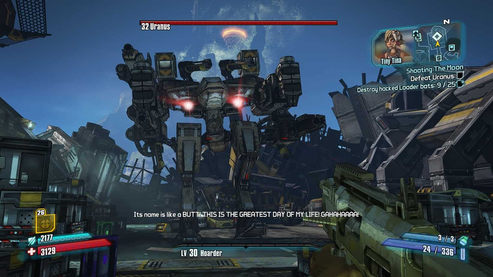 Borderlands 2 Commander Lilith & The Fight For Sanctuary графика