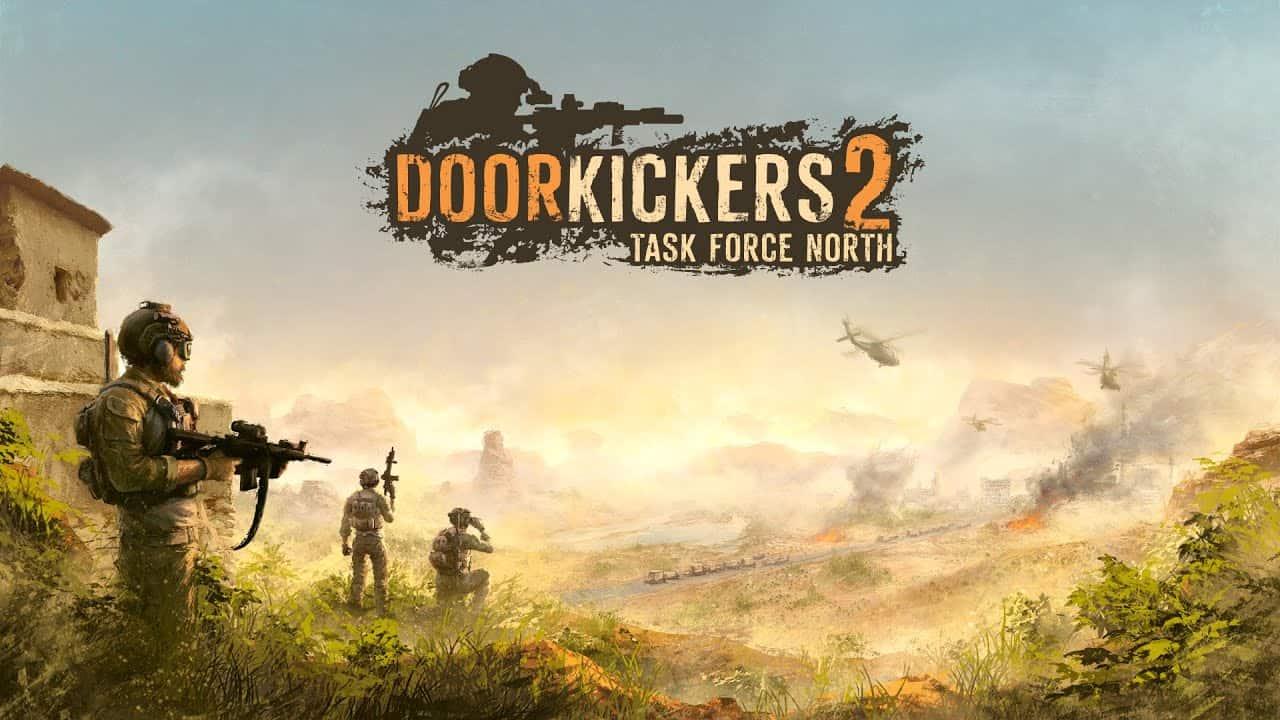 Door Kickers 2 Task Force North игра