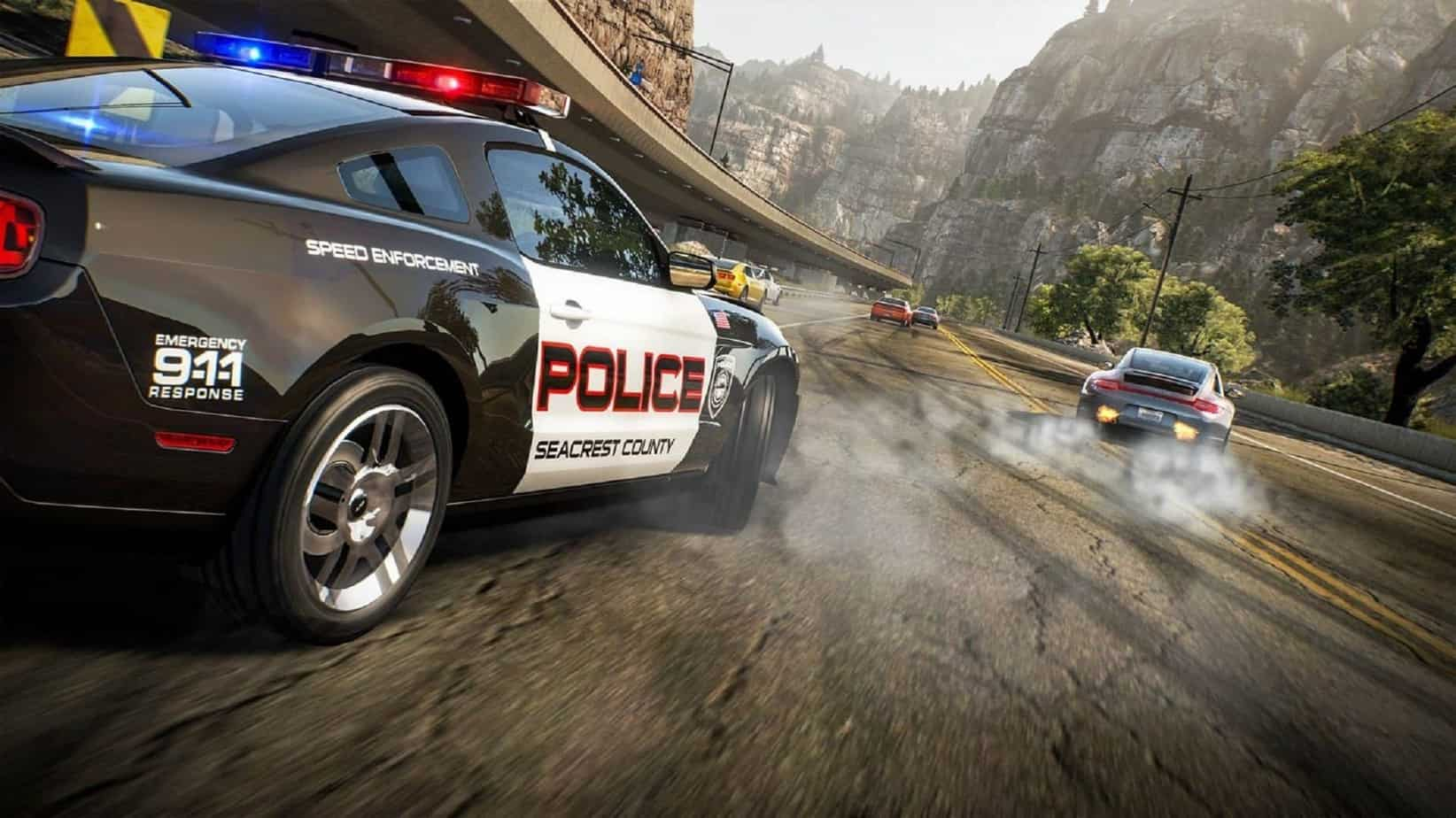 Need for Speed: Hot Pursuit Remastered полийеские авто
