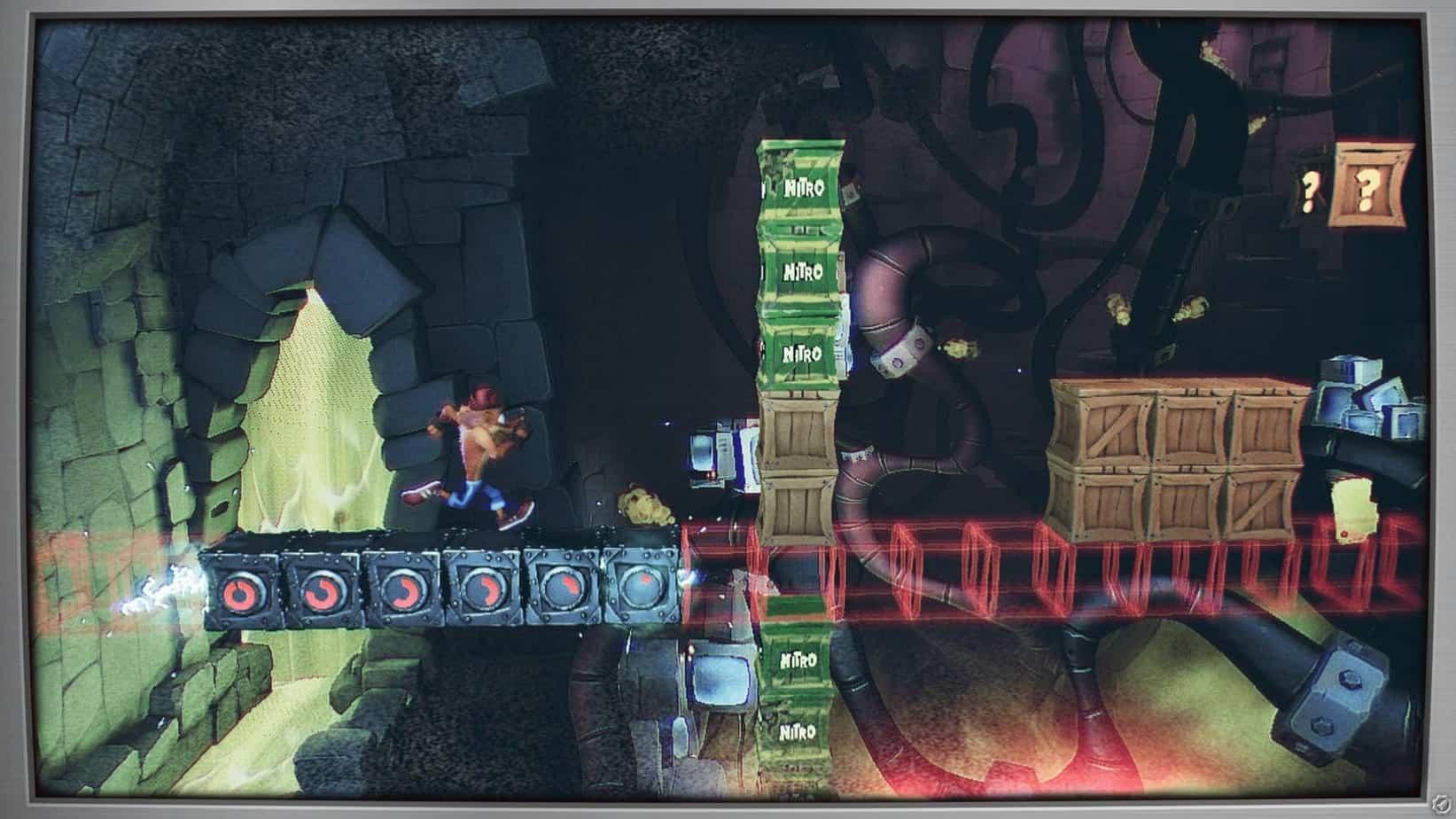 Crash Bandicoot 4: It's About Time режимы игры