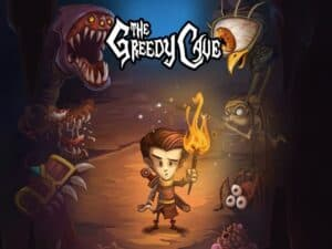 The Greedy Cave игра