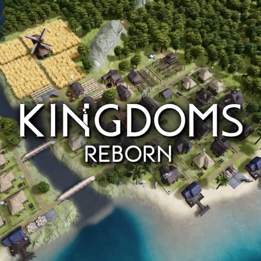 Kingdoms Reborn игра