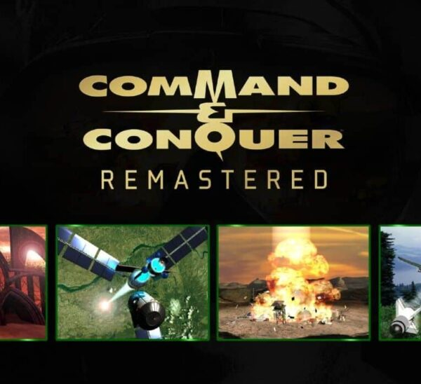 Обзор Command & Conquer Remastered
