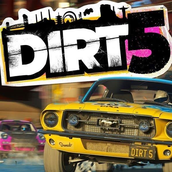 DiRT 5 — «Грязные игры»
