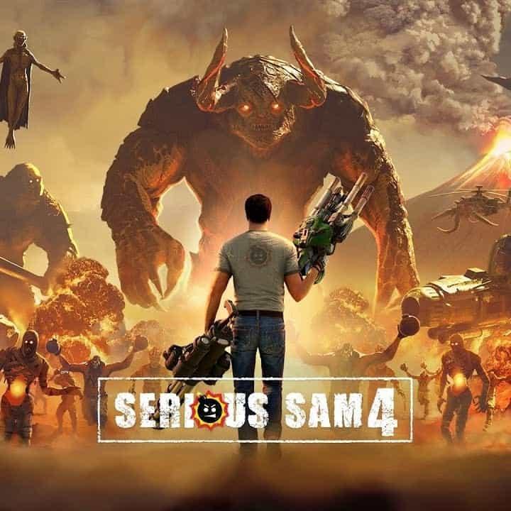 Обзор Serious Sam 4