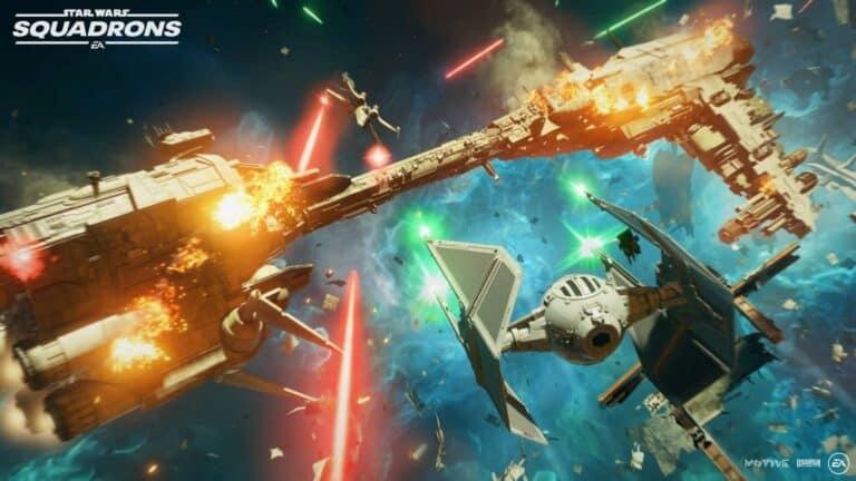 STAR WARS: Squadrons – «Лучший космический боевик»