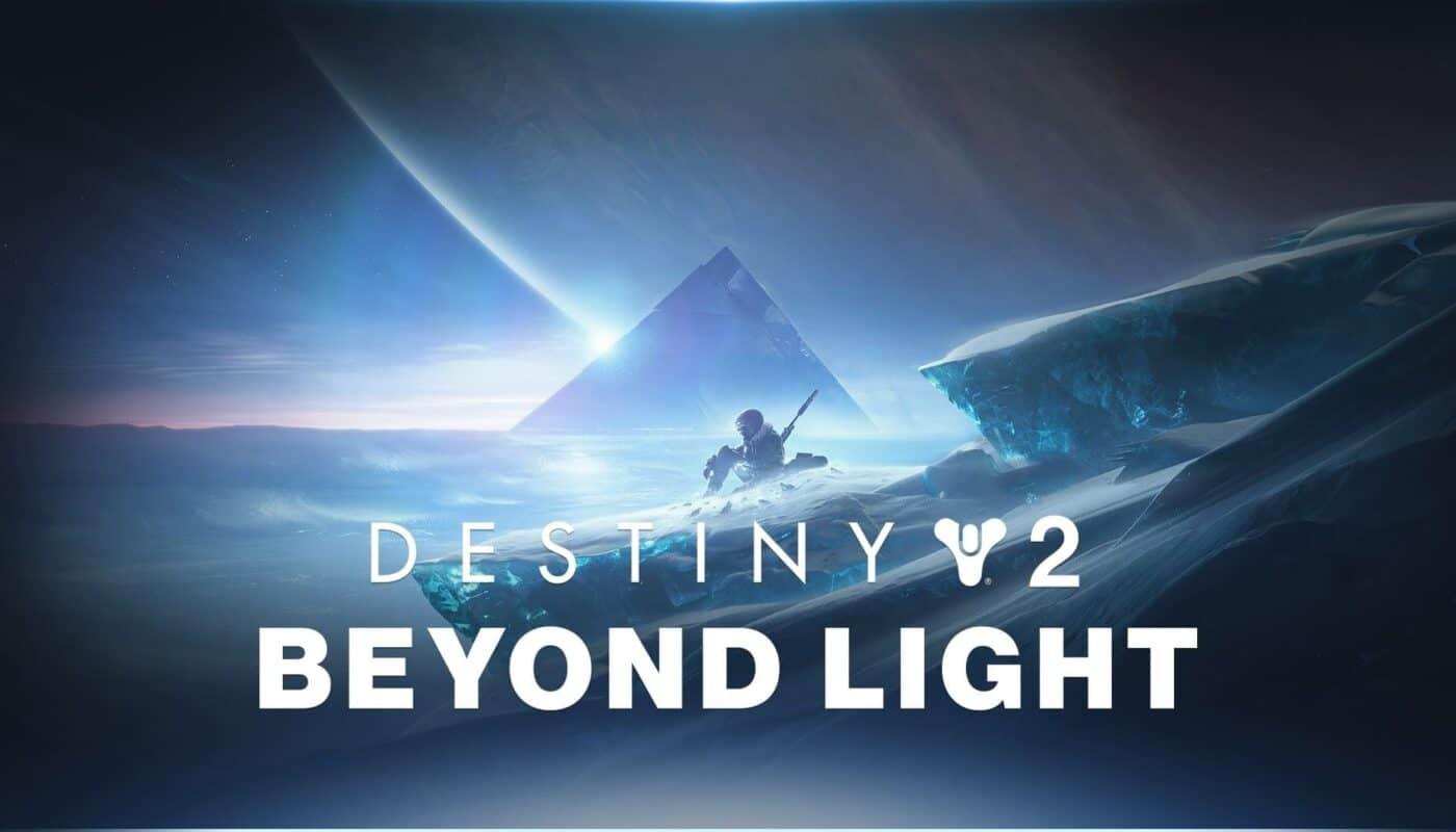 Destiny 2: Beyond Light обзор игры